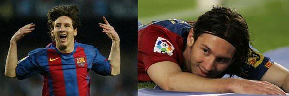 Lionel Messi: mino 3