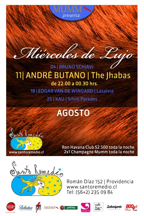 MIE/11/08 Miércoles de Lujo en Santo Remedio 1