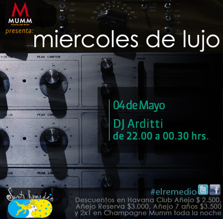MIE/04/05 Miércoles de lujo en Santo Remedio 1