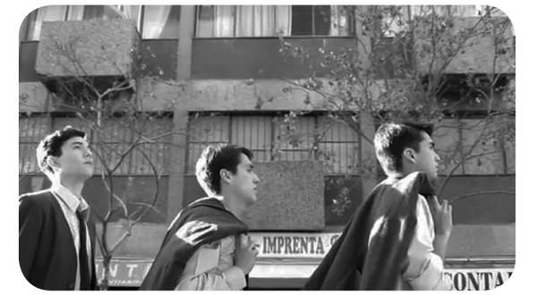 La primera película de Los Prisioneros tiene trailer  3