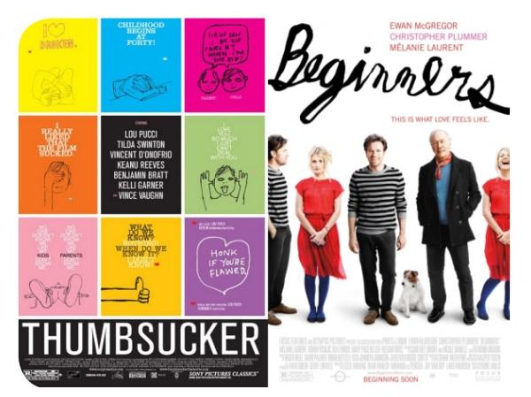 Las películas de Mike Mills: Thumbsucker y Beginners 1