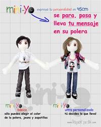 Muñecos personalizados 3