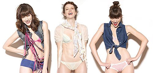 Miss Triumph donará 15 mil prendas de ropa interior 1