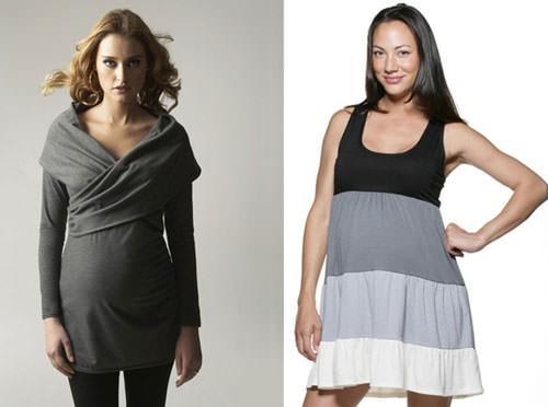 Embarazo y ropa 1