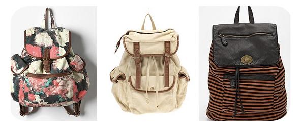 ¿Dónde encuentro mochilas lindas? 1