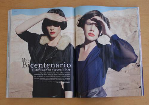 Revista Paula, edición Bicentenario 15