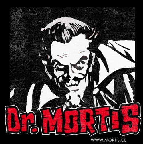 El regreso del Siniestro Dr. Mortis 1