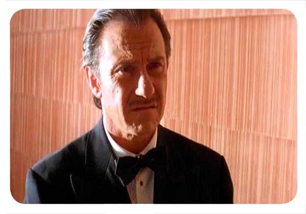 Las escenas: Mr. Wolf, Pulp Fiction 3