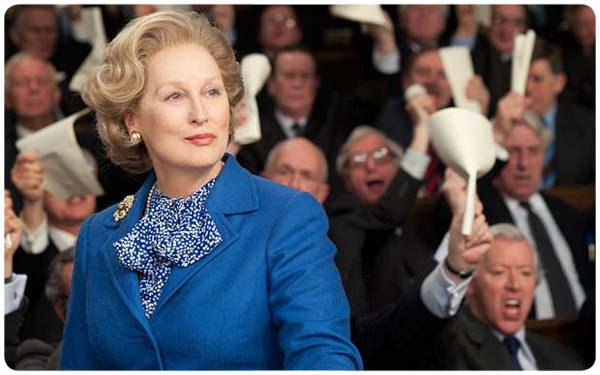 The Iron Lady y la magistral actuación de Streep 1