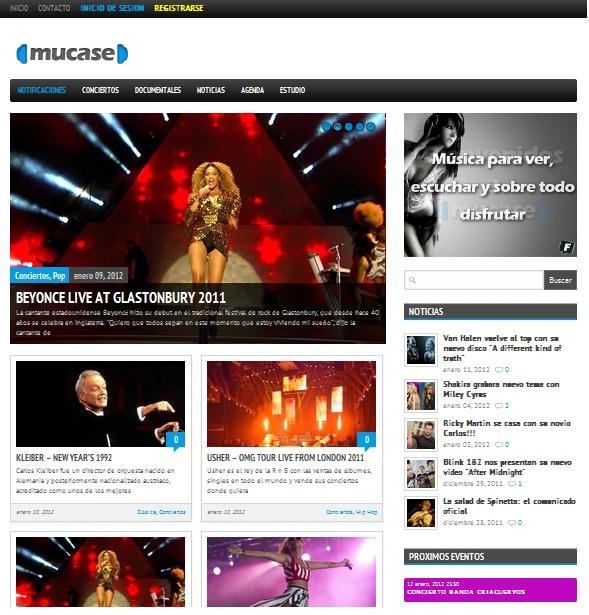 Web: Mucase.com 3