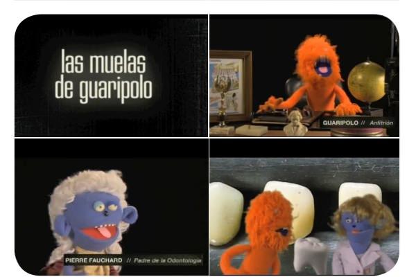 Las muelas de Guaripolo, una campaña sobre dientes y más 1