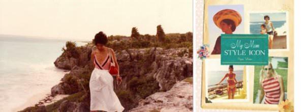 Mi mamá, ícono de la moda 1