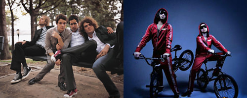 Dos bandas agendan show extras a Lollapalooza 3