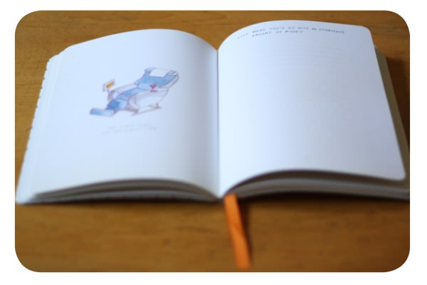 My Future Listography: el libro/cuaderno de las listas 6
