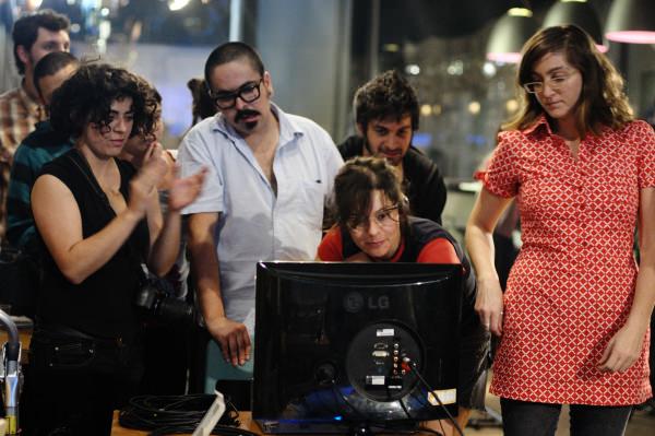 Invitada: Nayra Ilic, directora de la película Metro Cuadrado 2