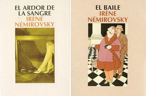 Libros: Irène Nemirovsky x 2 1
