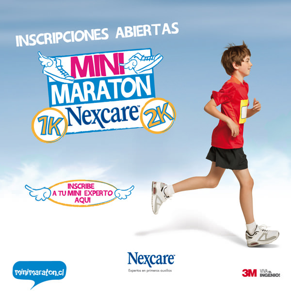 Mini Maratón Nexcare 3