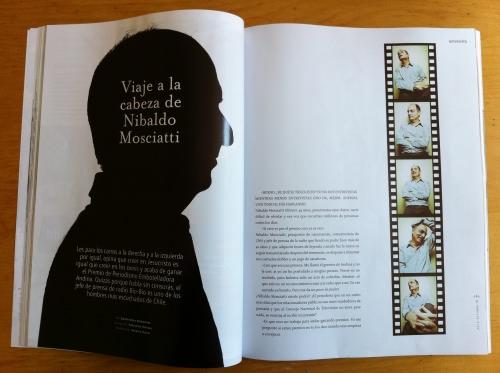 Nibaldo Mosciatti en revista Paula 5