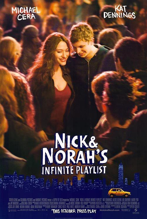 Nick and Norah's infinite playlist, hoy en HBO  1