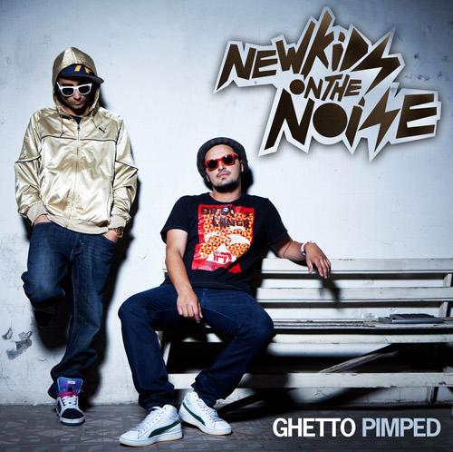 "New Kids on the Noise: ""Retro Super Futuro"" 1"