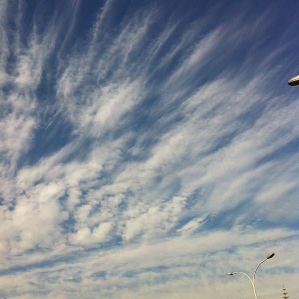 Los cielos de septiembre 2