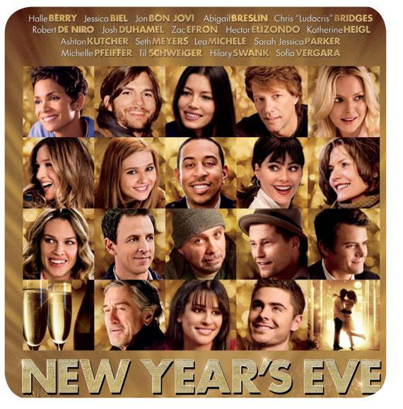 New year's eve, la película del verano 3