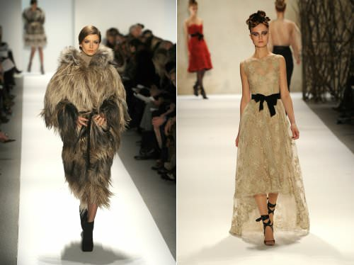NYC Fashion Week Otoño/Invierno 2011 5