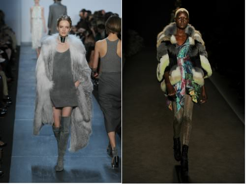 NYC Fashion Week Otoño/Invierno 2011 6