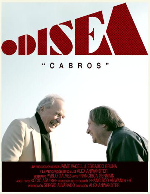 """Adelanto de 'Cabros"""", el primer video de Odisea, de Alex Anwandter 3"""