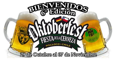 Oktoberfest, hasta el 7 de noviembre   1