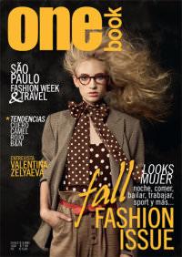 La versión web de la revista OneBook 6