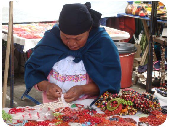 La feria de Otavalo 1