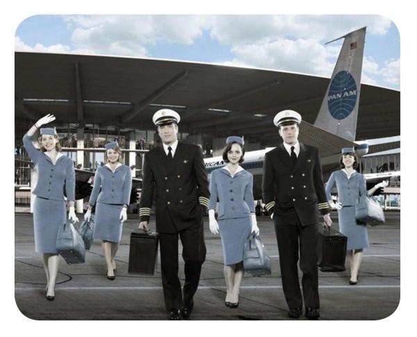 Pan Am, el intento de Mad Men 1
