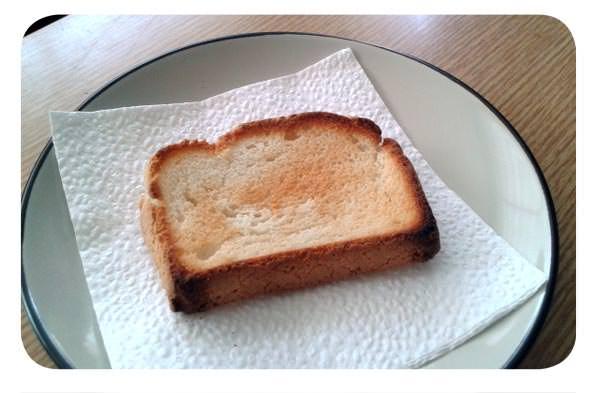 El pan sin gluten es rico, créanme 1