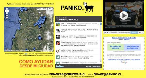 Información y ayuda en Paniko.cl 3