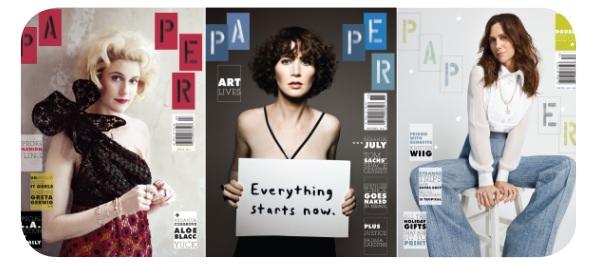 Paper Magazine, una nueva revista favorita 1