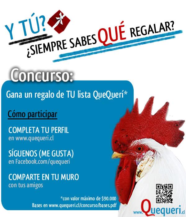 Web: Quequeri.cl 3