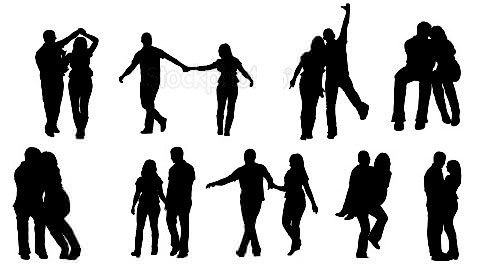 Tipos de parejas 1