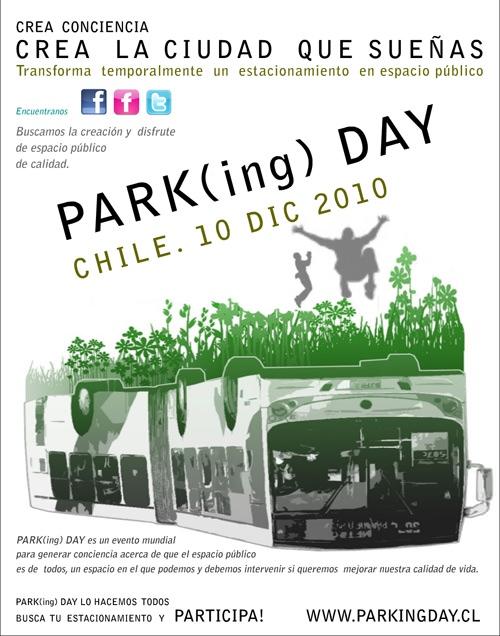 VIE/10/12 Park(ing) Day 1