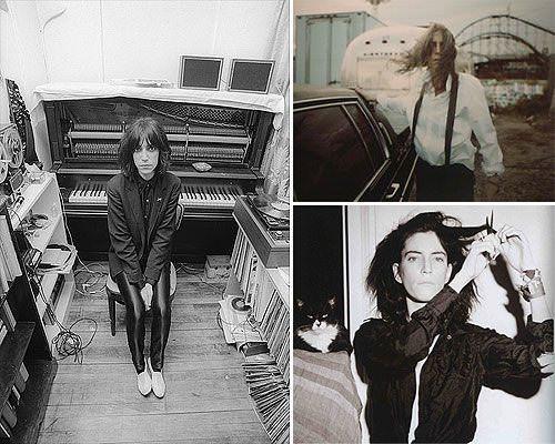 El look: Patti Smith 9