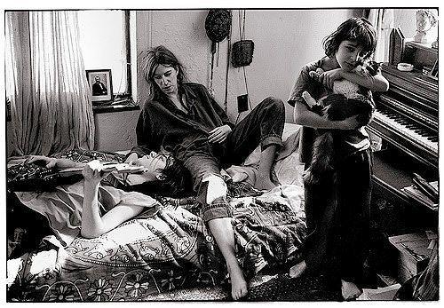 El look: Patti Smith 12