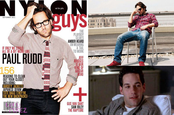 Paul Rudd: mino 1