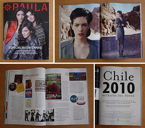 Revista Paula, edición Bicentenario 11
