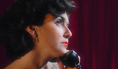 """Teatro: """"La amante fascista"""",  el regreso de Paulina Urrutia 1"""