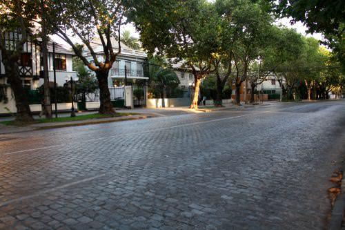 Santiago vacío 1