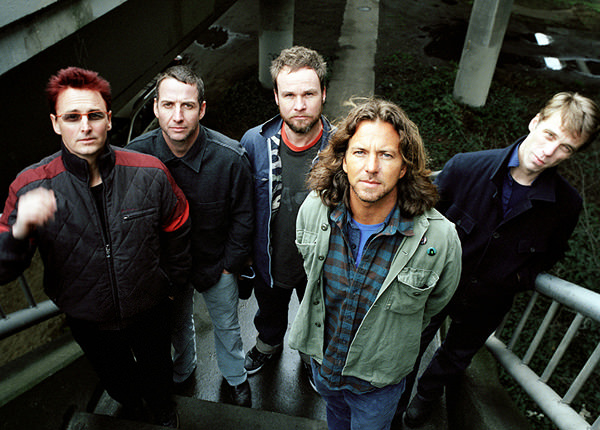 Pearl Jam, Chile 2011 1