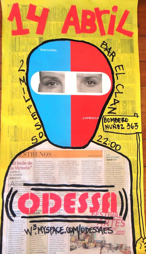 JUE/14/04 Odessa en vivo 3