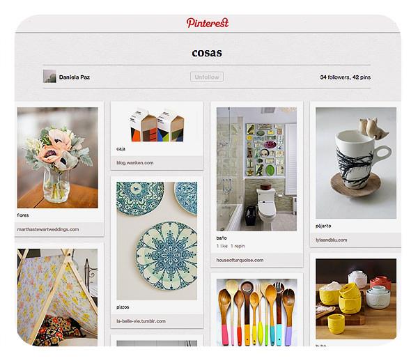 Algunas razones para amar y ocupar Pinterest 5