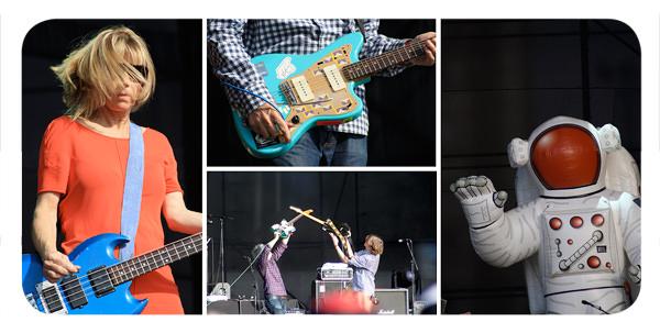 Sonic Youth y Primus en Maquinaria 2011 1