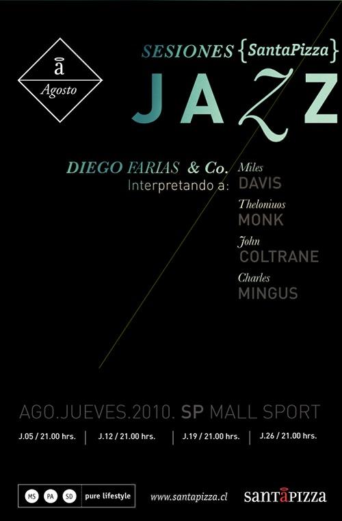 JUE/26/08 Ciclo de Jazz  3